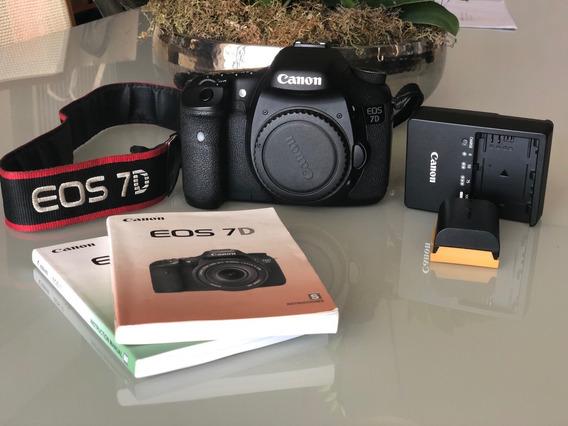 Canon Eos 7d | 18k Clicks