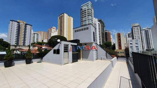 Prédio Comercial, Para Locação Em Perdizes, Com 800 M², 20 Salas, 7 Vagas. Excelente Localização! - Pr0170