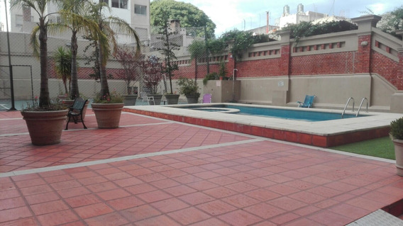 Apto Tres Dorm Garage Piscina Sauna Cancha Parrillero Y Gym