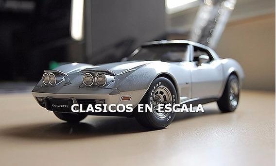 Corvette 1978 C3 L-82 25th Anniversary Edition- Autoart 1/18