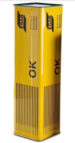 Imagem 1 de 1 de Eletrodo Revestido 3,25 Mm Lata Com 18kg Ok 48.04 - Esab