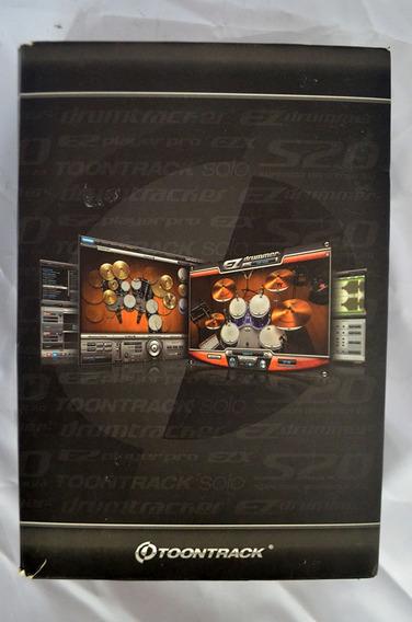 Software De Bateria Toontrack Ezdrummer Completo