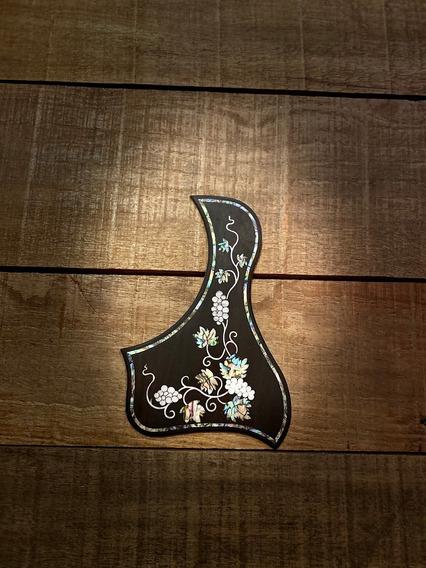 Escudos Violão Baby/folk Madre Pérola Pickguard 91 Guitar