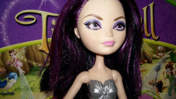 Boneca Ever After Mattel Hight Raven