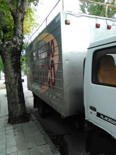 Camion Yuejin Con Caja