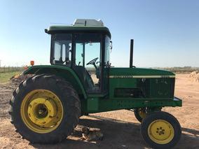 Tractor Agrícola Jhon Deere 6500 100hrs 110hp Zaccocamiones
