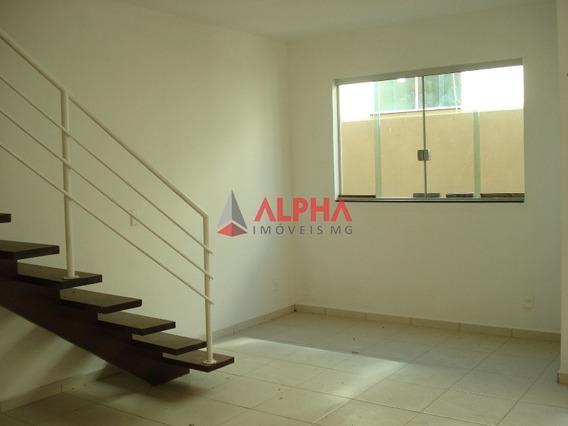 Casa Com 3 Quartos Para Comprar No Jardim Das Alterosas - 2ª Seção Em Betim/mg - 4066