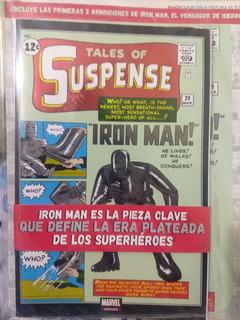 Primeras Tres Apariciones De Irón Man Marvel