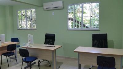 Sala Para Escritório Mobiliada Com Banheiro