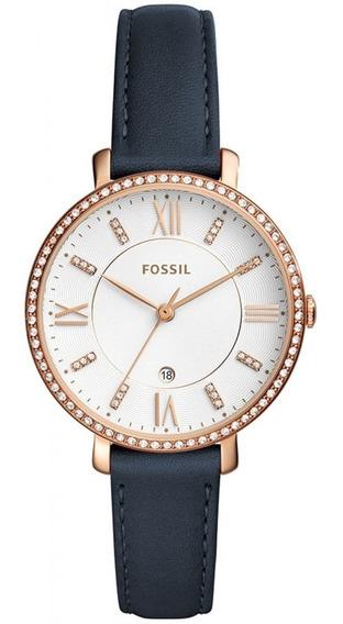 Relógio Fossil Feminino Core Es4291/2bn