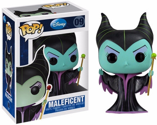 Malefica Maleficient Funko Pop Disney 09