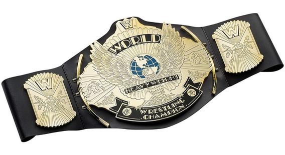 Cinturão Wwe Winged Eagle Campeonato Original Pronta Entrega
