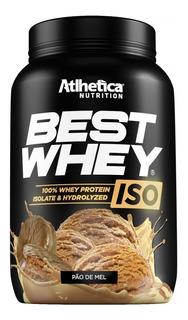 Best Whey Iso 900g - Atlhetica Nutrition (vários Sabores)