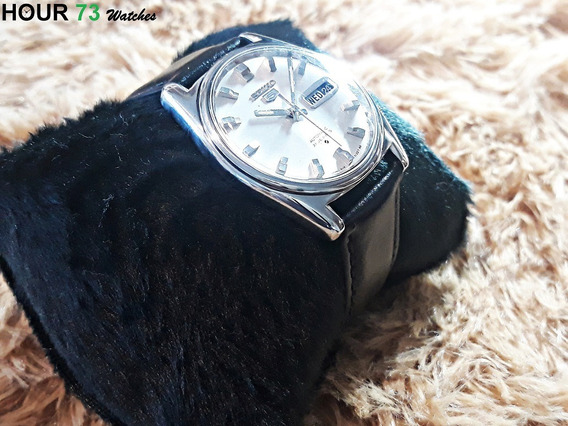 Relógio Seiko 5 6119-8090 De 1969 - Relíquia