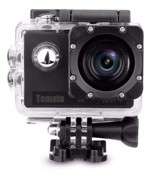 Câmera E Filmadora Digital Tomate 4k Wifi Mt-1090k 1080p