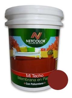 Membrana Liquida Netcolor X 20lts Mi Techo |1ra Calidad|