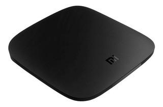 Streaming media player Xiaomi Mi Box 3 (International Edition) de voz 8GB negro con memoria RAM de 2GB