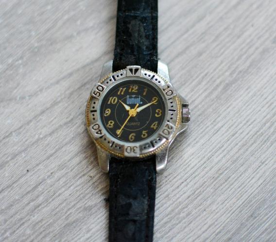 Relógio Feminino Dumont Quartz Miyota 2035 Antigo