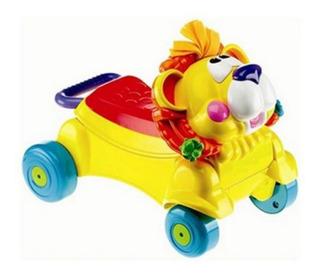 Leon Andador Caminador Pata Pata Luz Y Sonido Zippy Toys