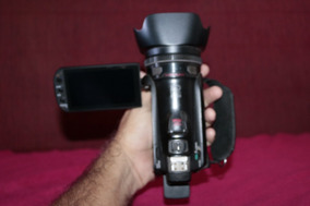 Filmadora Canon Hf G10 32gb Hd Interno Usada Bem Cuidado