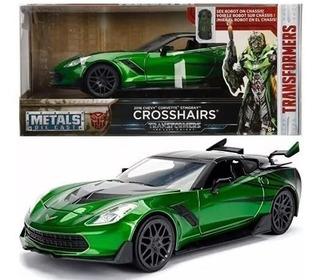 Auto Transformers 5 Crosshairs Chevy Corvette Stingray