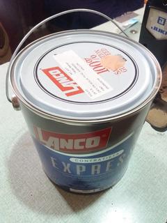 Galon De Pintura En Aceite Color Tango Mango