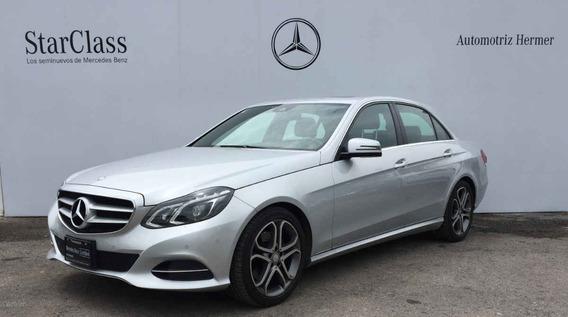 Mercedes-benz Clase E 4p 250 Advance L4/2.0/t Aut
