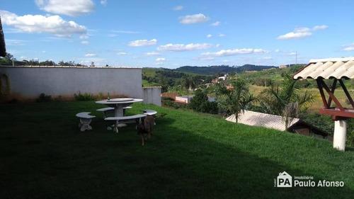 Chácara Residencial À Venda, Centro, Botelhos - . - Ch0017