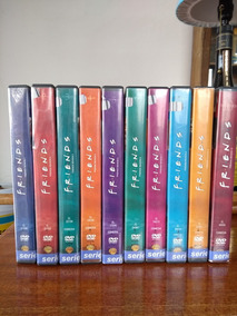 Friends Serie (temporada 1 A 10)