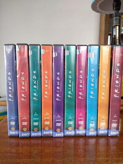 Friends Serie (temporada 1 A 10)