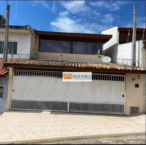 Imagem 1 de 6 de Casa Com 3 Dormitórios À Venda, 197 M² Por R$ 465.000 - Jardim Piazza Di Roma Ii - Sorocaba/sp - Ca2184
