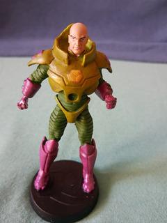 Figura De Plomo Dc Aguilar Lex Luthor