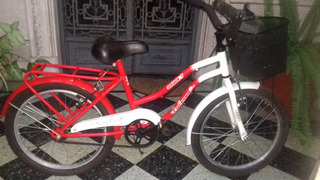 Bicicleta Lucerna Rodado 20