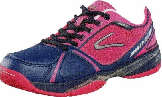 Zapatillas Padel Tenis Mujer Dunlop! Muy Livianas!! Promo!!