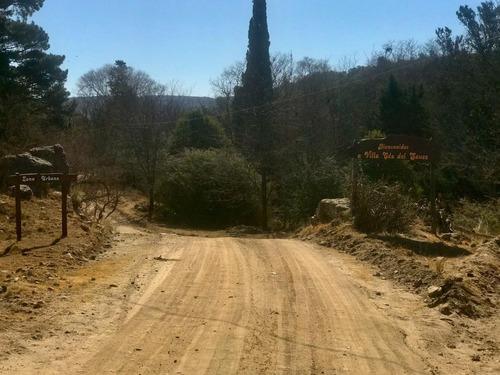 Lote En El Valle De Calamuchita - Villa Cañada Del Sauce