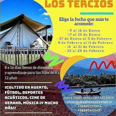 Agro-turismo. Camping De Veraneo