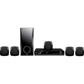 Home Theater Lg 5.1 Canais, Usb Mp3/wma, Portable-in, 330w