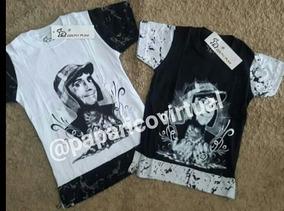 Camiseta Chaves 2uni