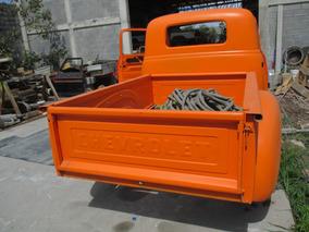 Camioneta Clásica De Colección Chevrolet Pick Up 1954