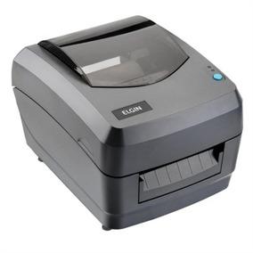 Impressora Térmica De Etiquetas L42 Usb/serial Preta Elgin