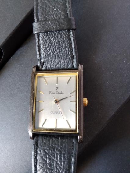 Relógio Pierre Cardin Quartz Feminino Impecável - Novíssimo