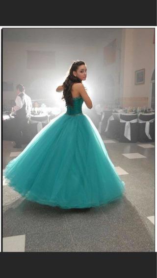Vestido De 15 Usado Una Vez