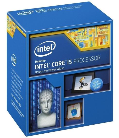 Processador Intel Core I5 Cache6mb 3.3ghz 4ªgeração Lga1150