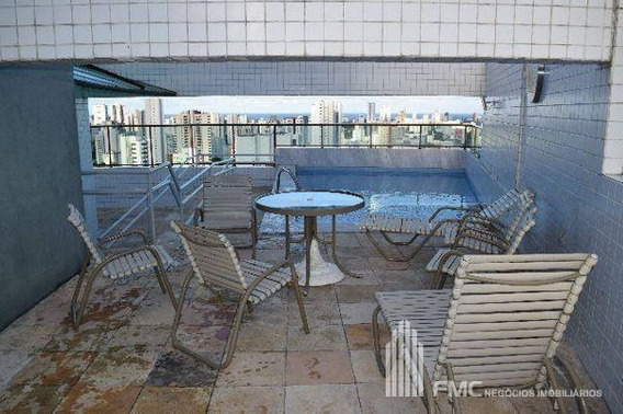 Apartamento Padrão Com 3 Quartos - Vd1100-v