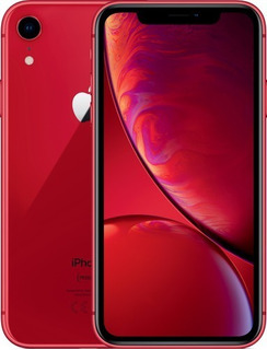 iPhone Xr 64 Gb Red- Novo Com Garantia
