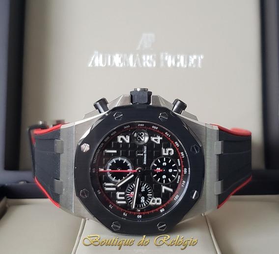 Relogio Modelo Cronograph Dark Knight (vampire) - 42mm