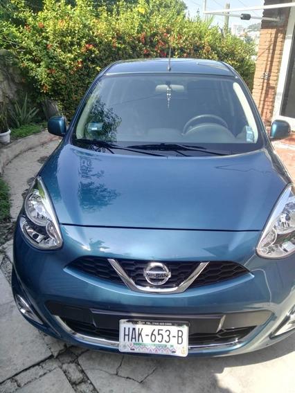 Nissan March Advance 2108 23000 Km