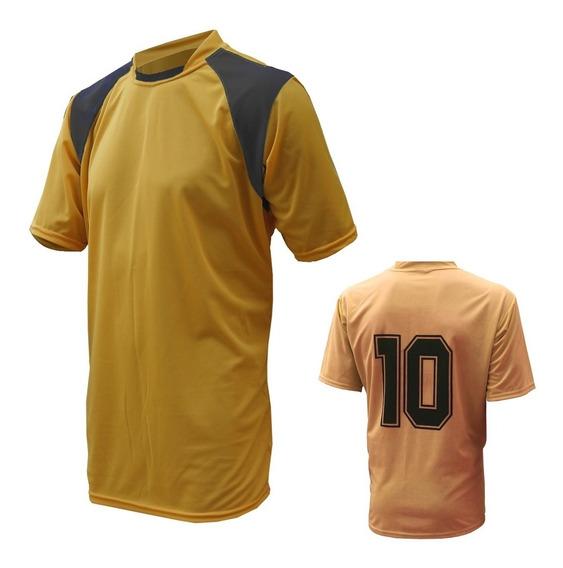 Jogo Com 16 Camisas De Futebol Numerada