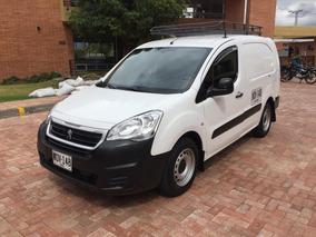 Peugeot Partner Con Trabajo (opcional)
