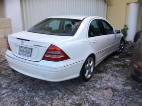 Mercedes-benz Clase C Sport Kompressor